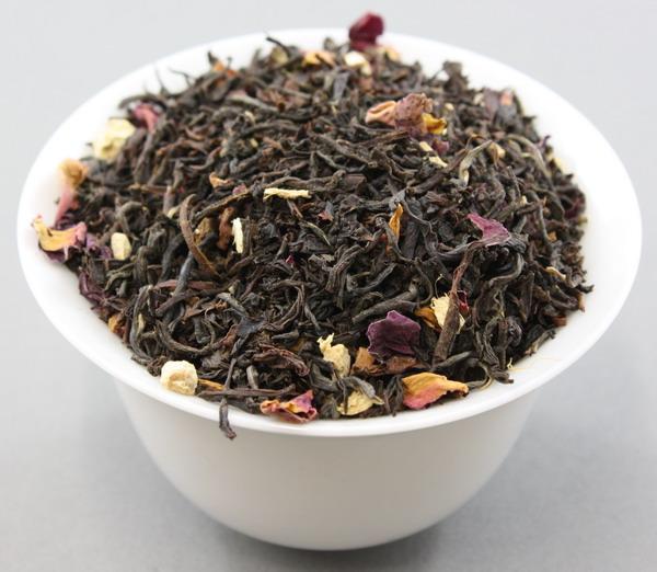 Ginger Spice Tea