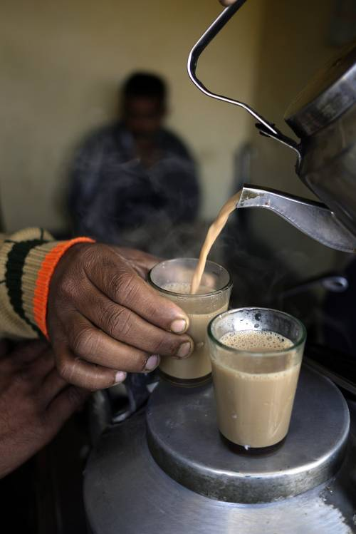 Indian Tea – A short history lesson