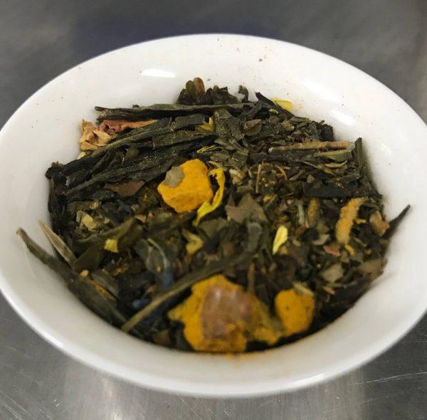 Sweet Turmeric Tea