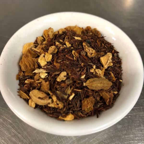 African Spiced Orange Chai